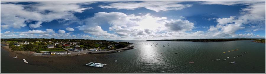 Port de Rostiviec à 360°